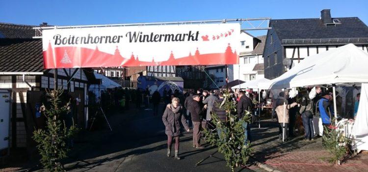 Bilder zum 1. Bottenhorner Wintermarkt