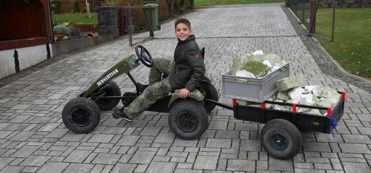 """Auch die """"kleinen"""" Bürger für Bottenhorn tragen etwas bei"""